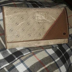 Gucci  Vintage Leather Wallet